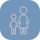 Guardianship icon, grayed out