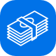 Income and Benefits icon, grayed out