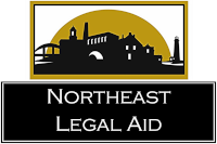 Logo de Asistencia Legal de Northeast